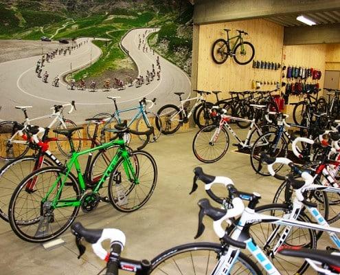 fietsenwinkelfiets