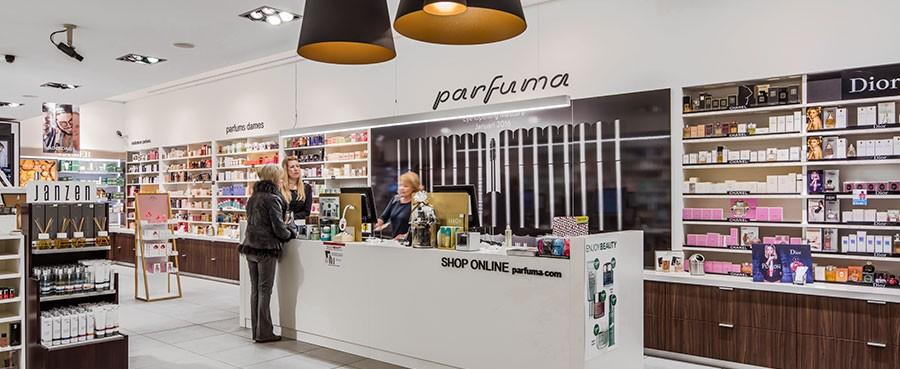 winkelbeveiliging parfuma