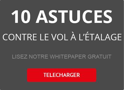 whitepaper 10 conseils contre le vol à l'étalage