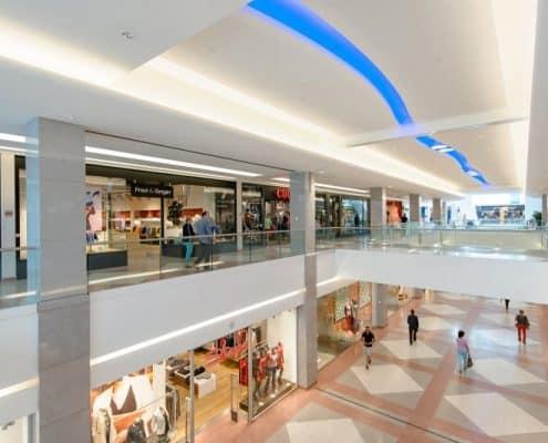 wijnegem shopping center klantentellers